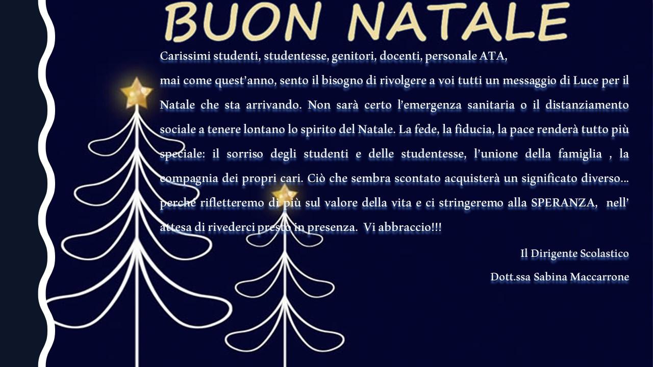 Saluti Di Buon Natale.Auguri Di Buon Natale